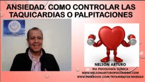 Como controlar las taquicardias y las palpitaciones